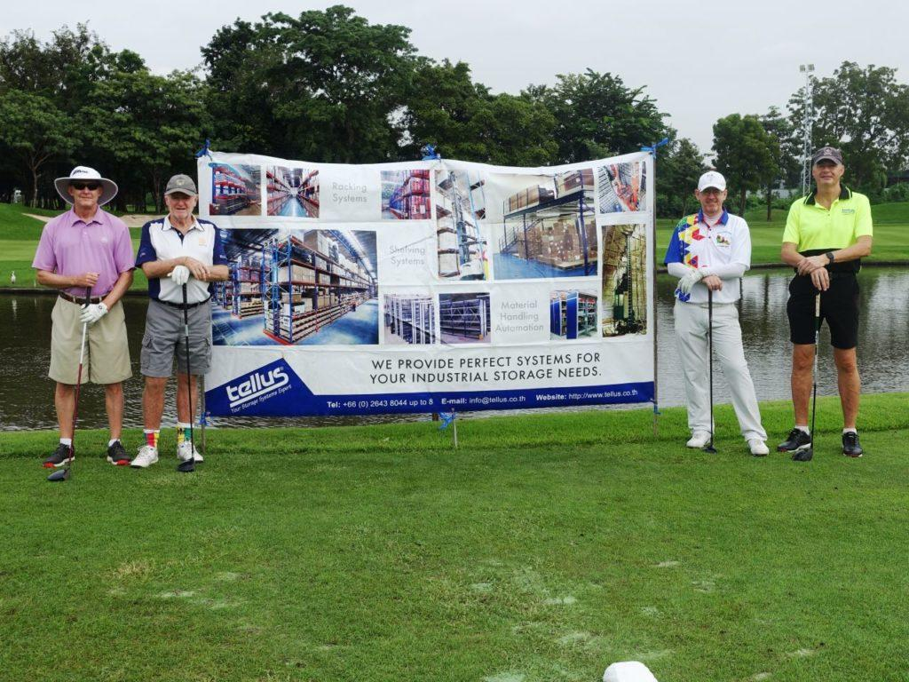 The 17th annual PPGA Closed Open Golf Tournament was played in October.