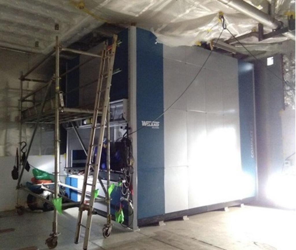 automatic vertical storage