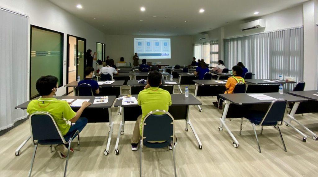 The seminars at various industrial