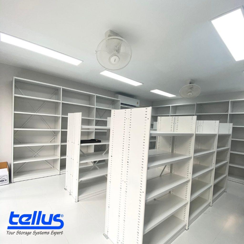 shelving for retail store
